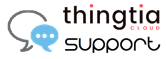 Logo thingtia support